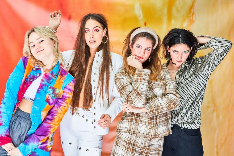 Hinds have announced a seven-date UK & Ireland tour, including London's Electric Ballroom
