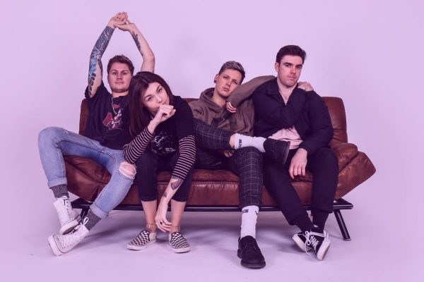 Reading & Leeds 2019: Hot Milk are ready to show at they're made of