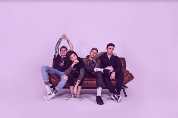Manchester newcomers Hot Milk have dropped their debut single, 'Awful Ever After'