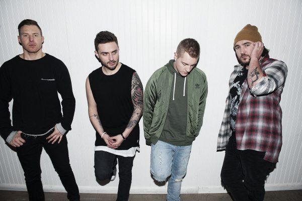 I Prevail aren't going to release their new single until they get 100k Facebook shares