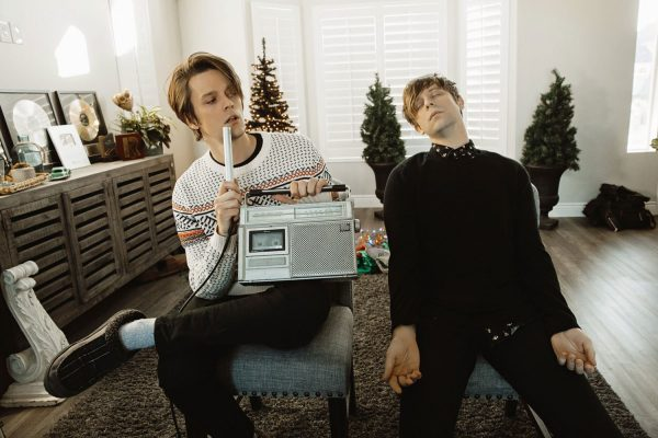iDKHOW get into the Christmas spirit with their new three-track EP, 'Christmas Drag'