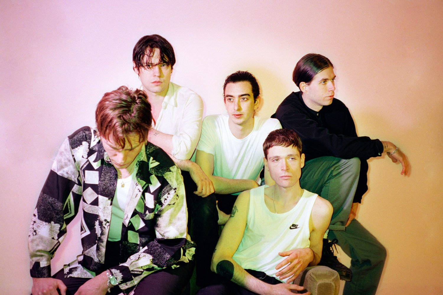 Iceage have debuted a new song, 'Vendetta'