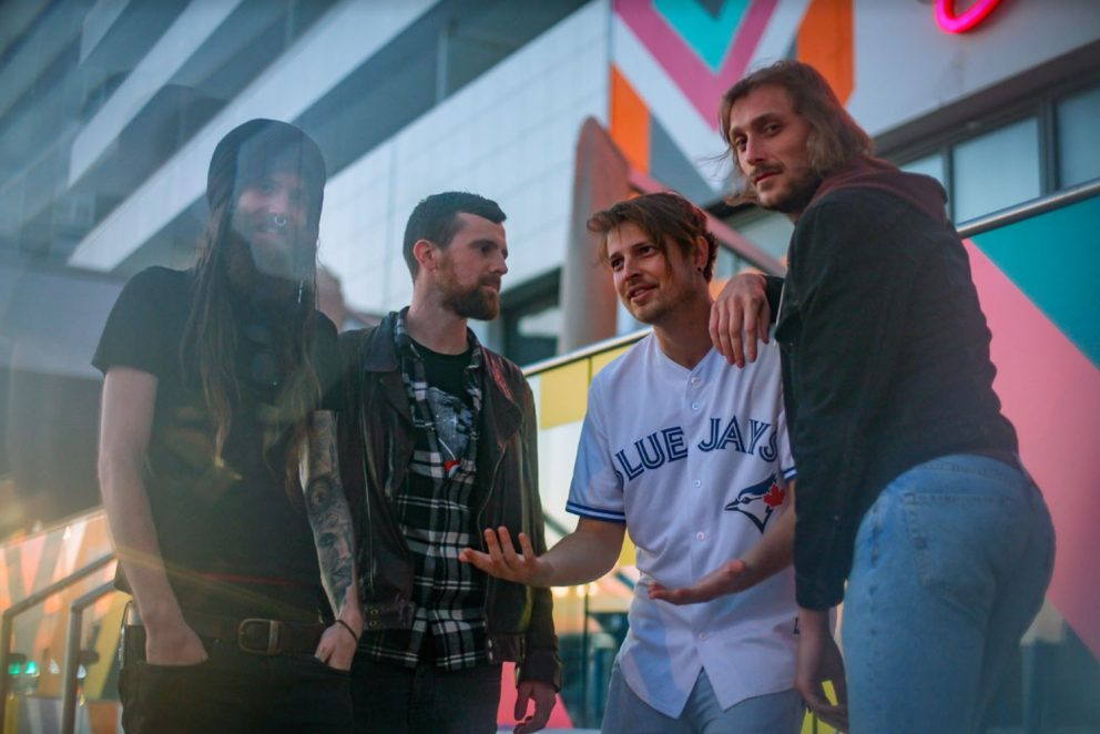 InTechnicolour have a new album, two new singles, and new UK tour