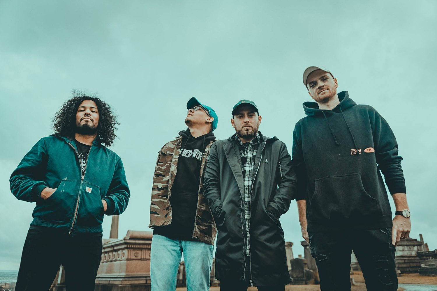 Issues are back with a new video for 'Tapping Out'