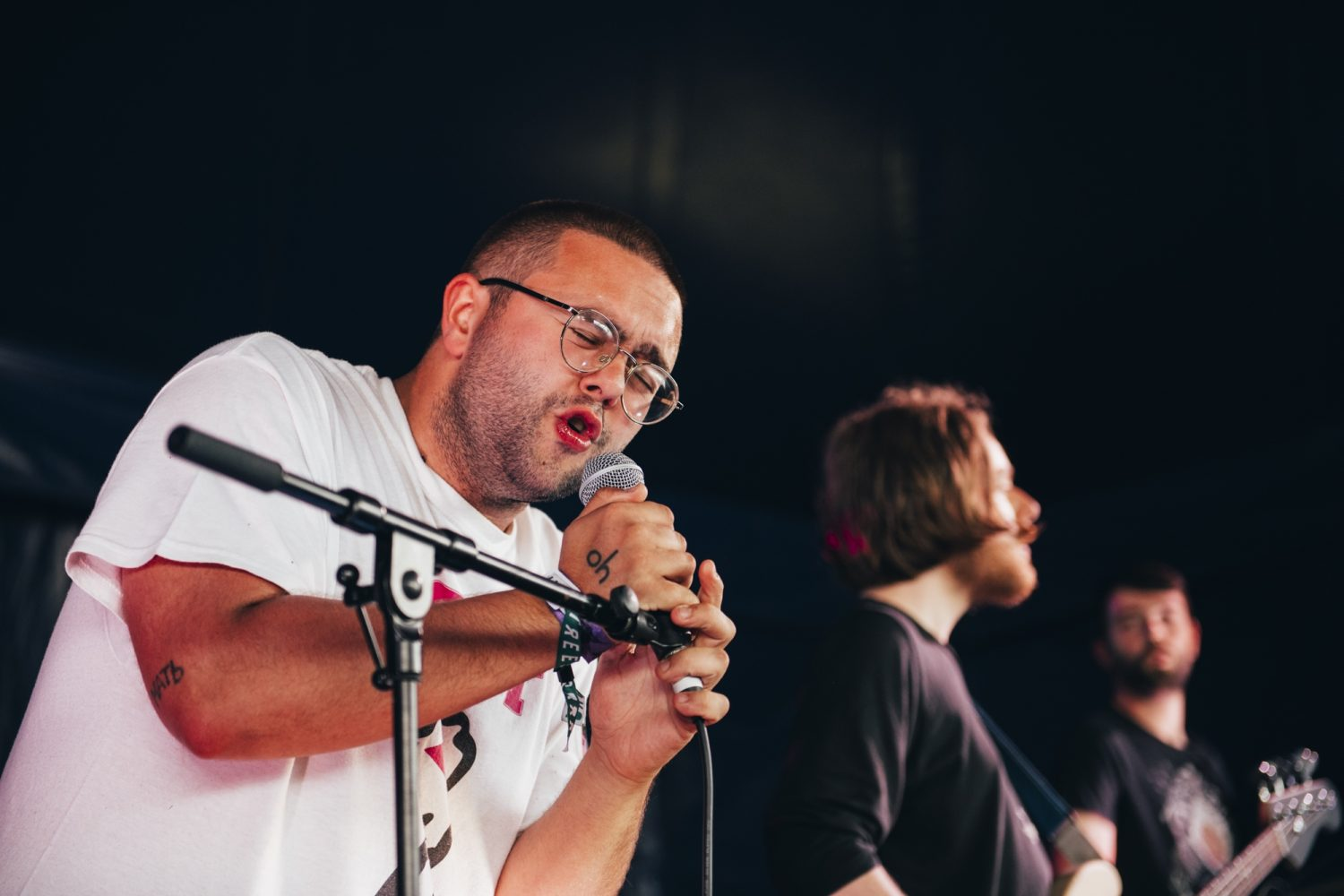 Check out these photos of itoldyouiwouldeatyou at 2000trees 2019