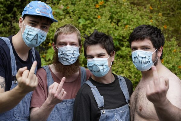 Joe & The Shitboys have announced their debut album, and pushed their UK tour back a bit