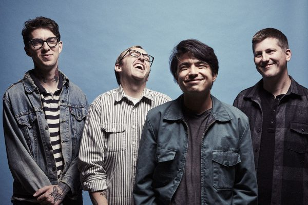 """Joyce Manor: """"It's hard not to drift into a life of being a weird recluse"""""""