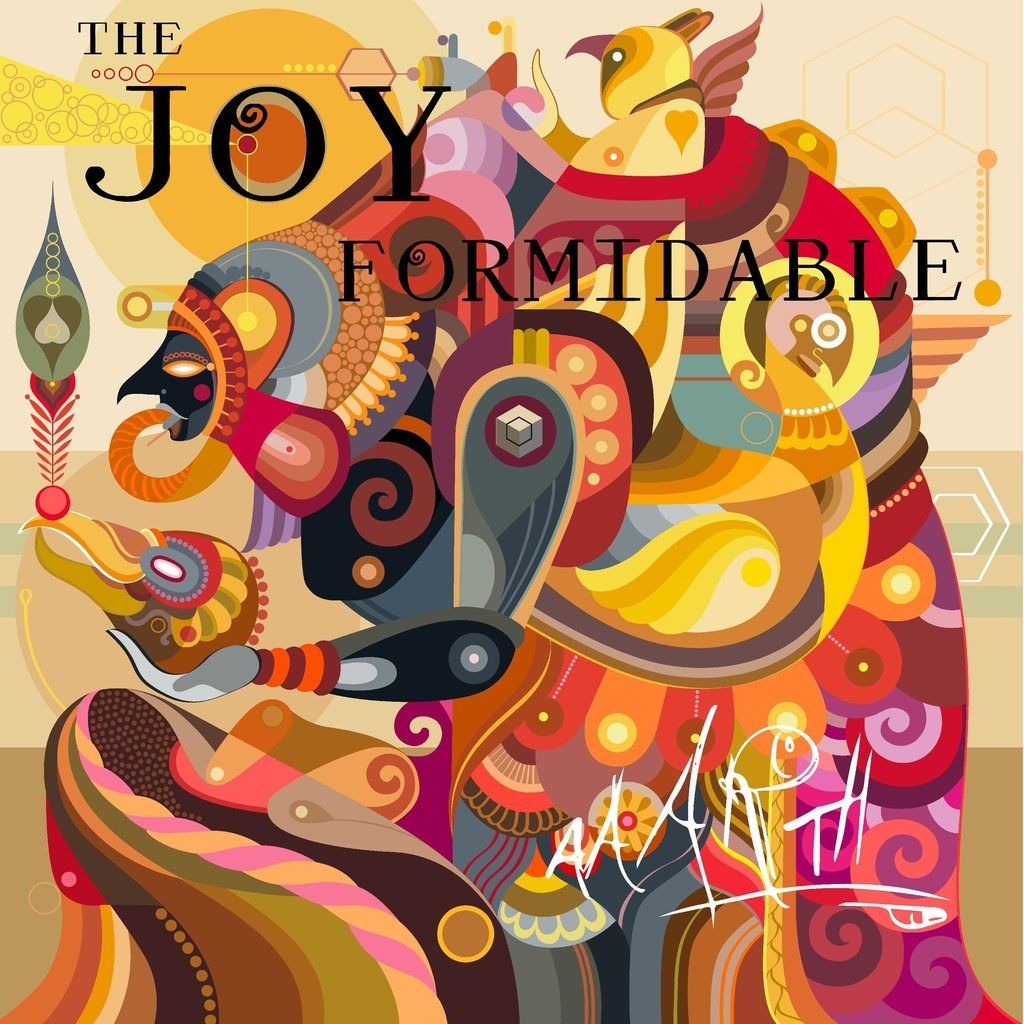 With 'AAARTH', The Joy Formidable are re-energised and ready to take on the world again