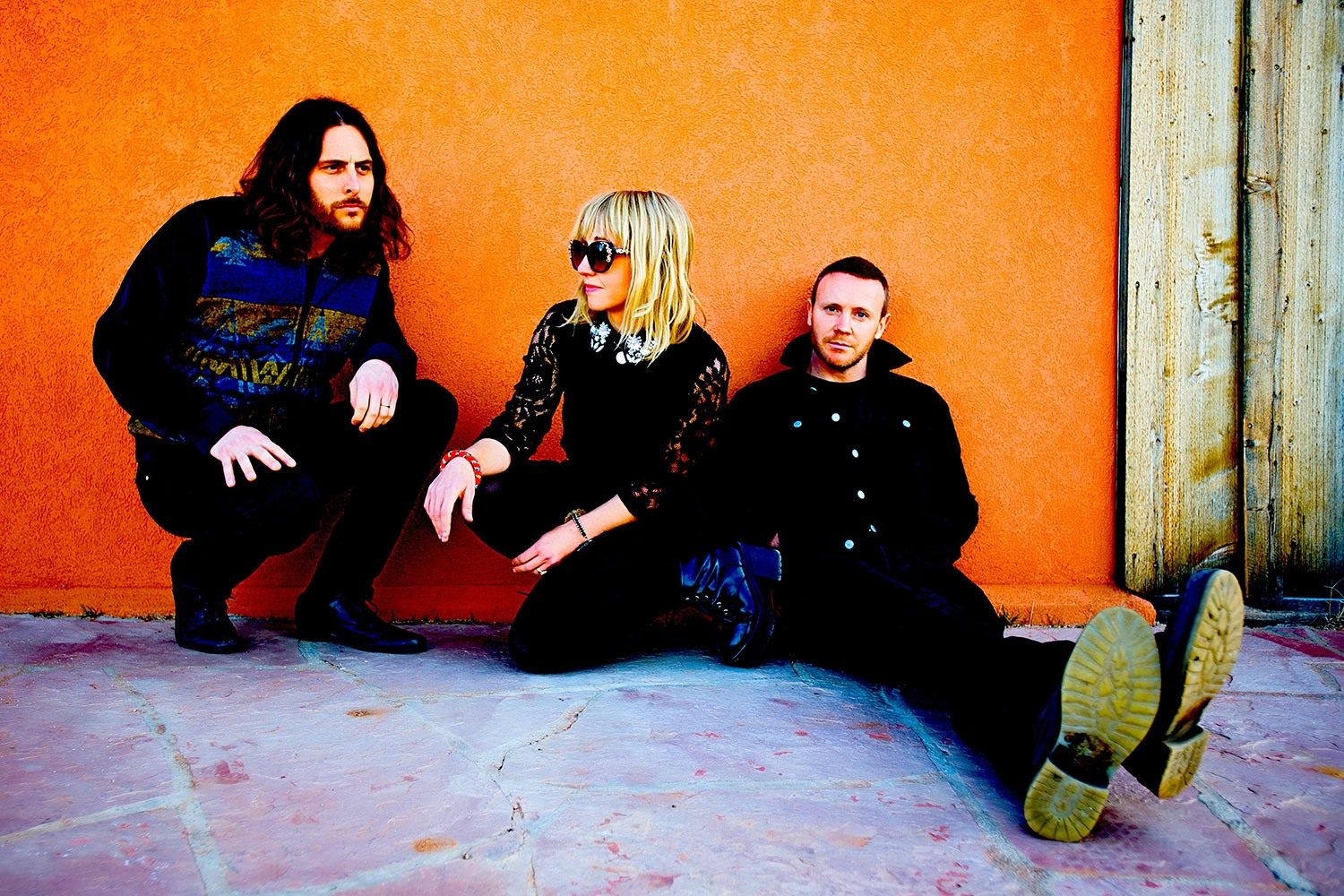 Check out The Joy Formidable's Teenage Kicks playlist, feat. Radiohead, Elvis Costello, Daft Punk and more