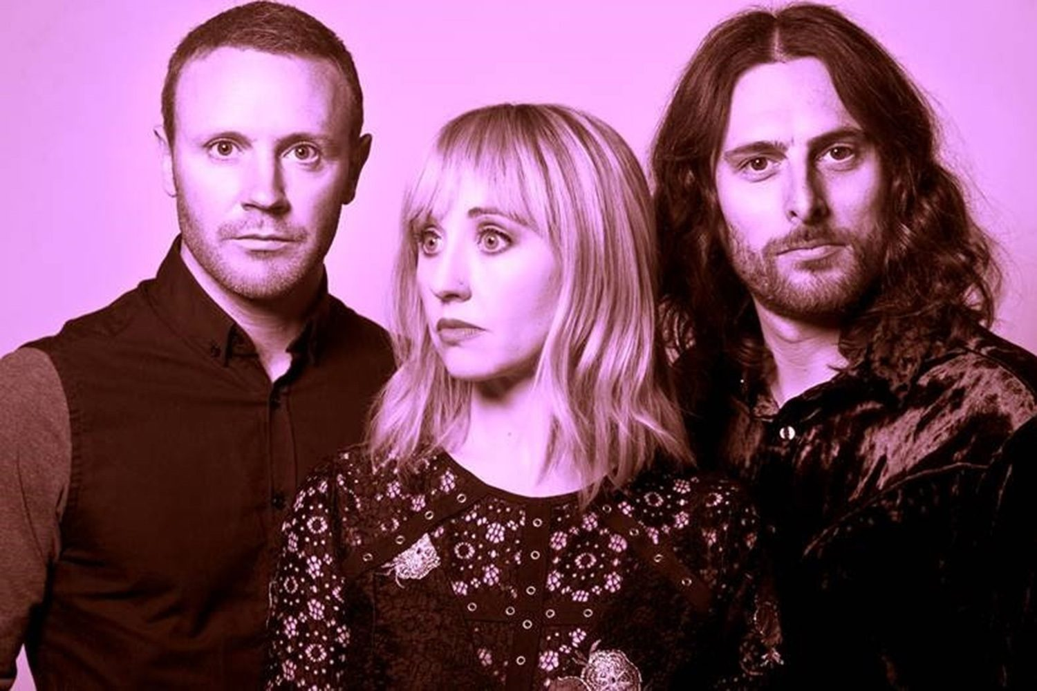 "The Joy Formidable have debuted their ""experimental, multi-coloured dream sequence"" video for 'The Wrong Side'"