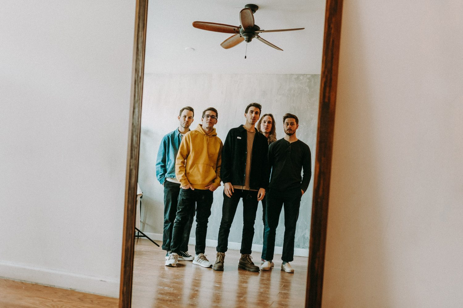 Check out a lyric video for Knuckle Puck's latest new offering 'What Took You So Long?'