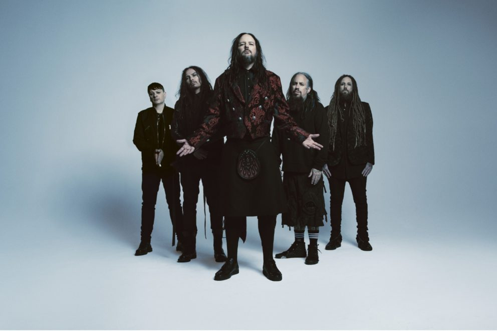 Korn have announced their new album, 'The Nothing'