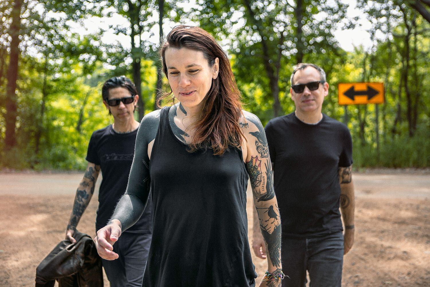 "Laura Jane Grace: ""I went in and was like, 'Hey give me a record deal'"""
