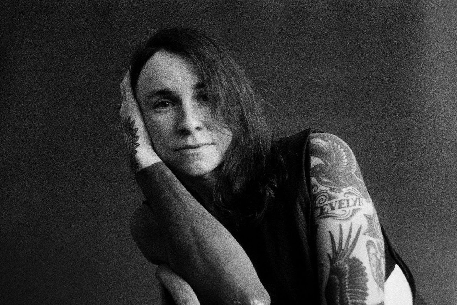 "Laura Jane Grace: ""If someone says this is my COVID-19 album, at least that means I have a COVID-19 album"""