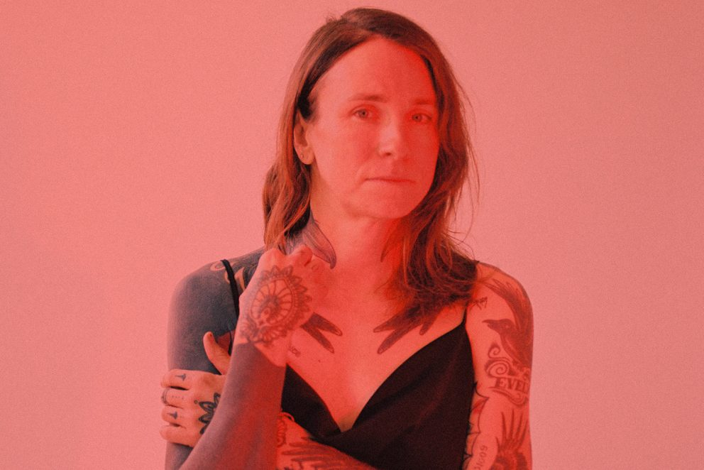 Laura Jane Grace has released a video for 'SuperNatural Possession'