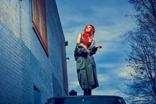 Check out Lights' Teenage Kicks playlist, feat. Cradle of Filth, Taking Back Sunday, TATU and more