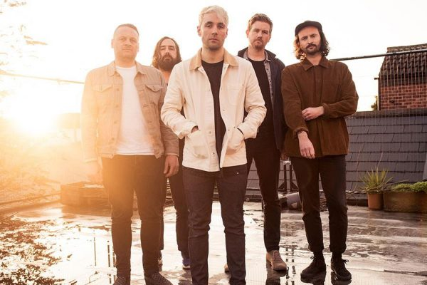 Lonely The Brave are back with a new record deal, and new single 'Bound'