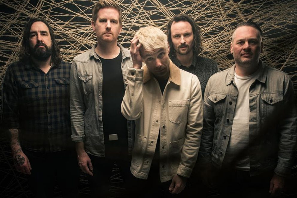 Check out Lonely The Brave's Teenage Kicks playlist, feat. Craig David, Radiohead, The Cars and more