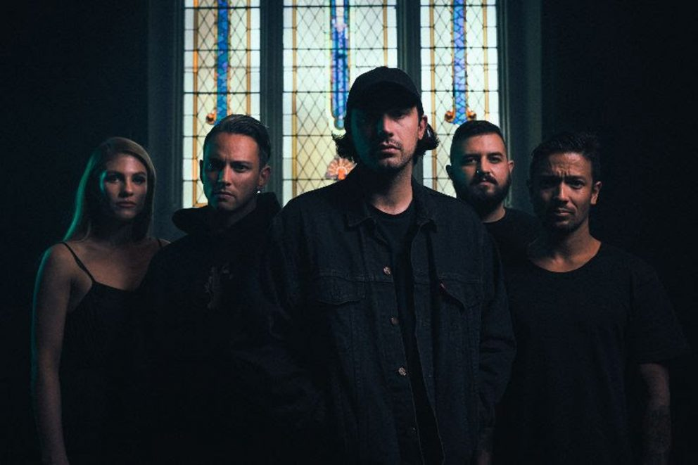 "Make Them Suffer: ""Are you pissed off cause I'm in a sick metal band and you're not?"""