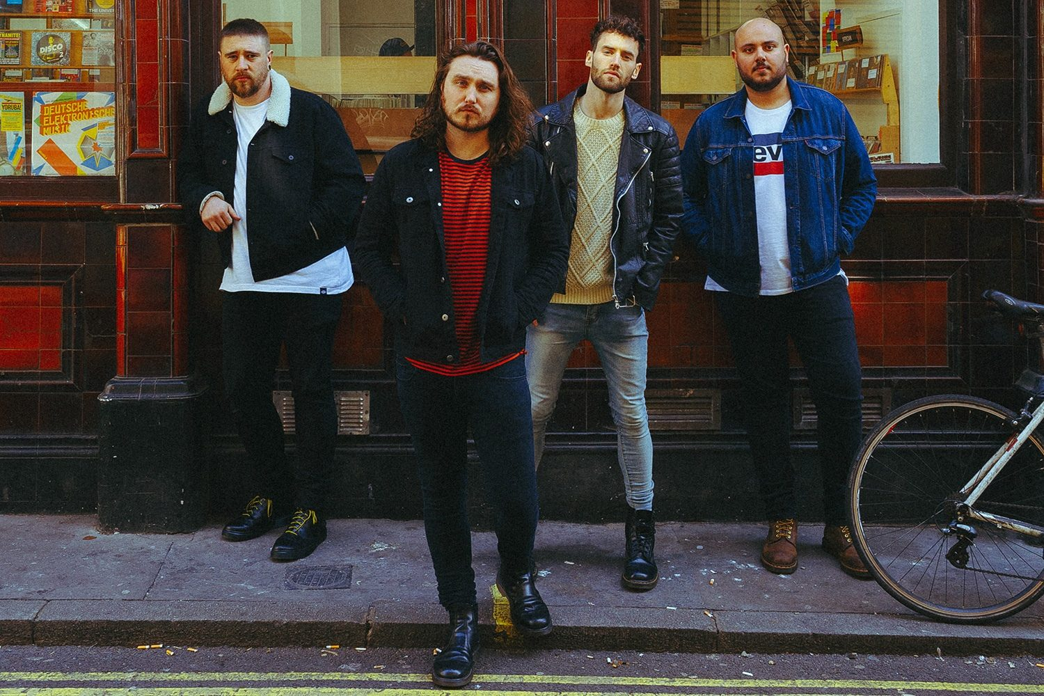 Mallory Knox have shared their in-your-face new single, 'Guts'