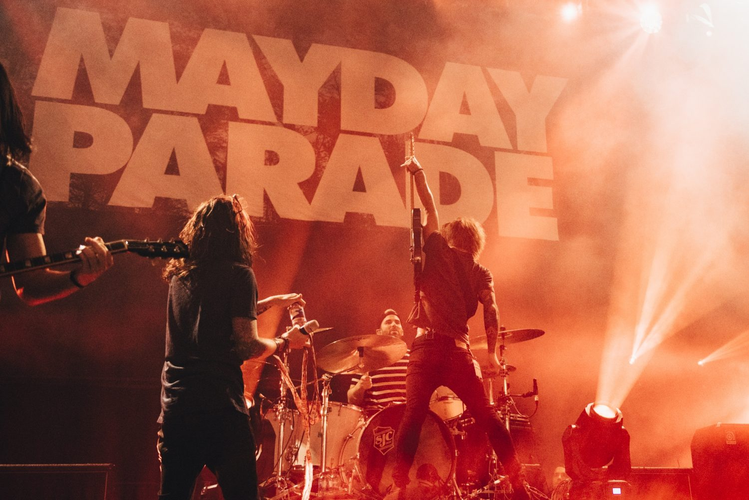 The Wonder Years, Mayday Parade, Movements and Pronoun team up for a gig to remember at the Troxy, London