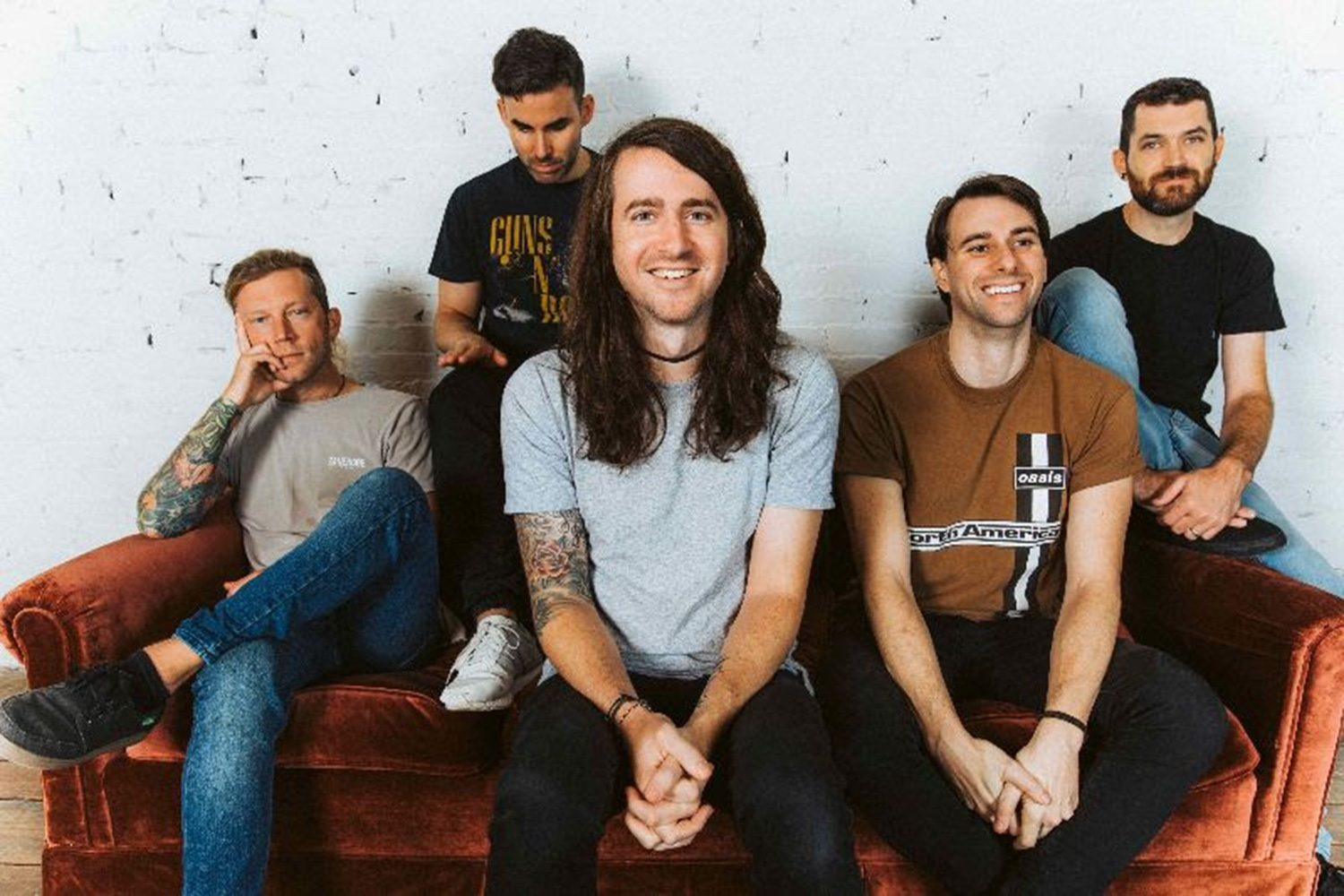 "Mayday Parade: ""It just seemed like the best thing that we could do"""