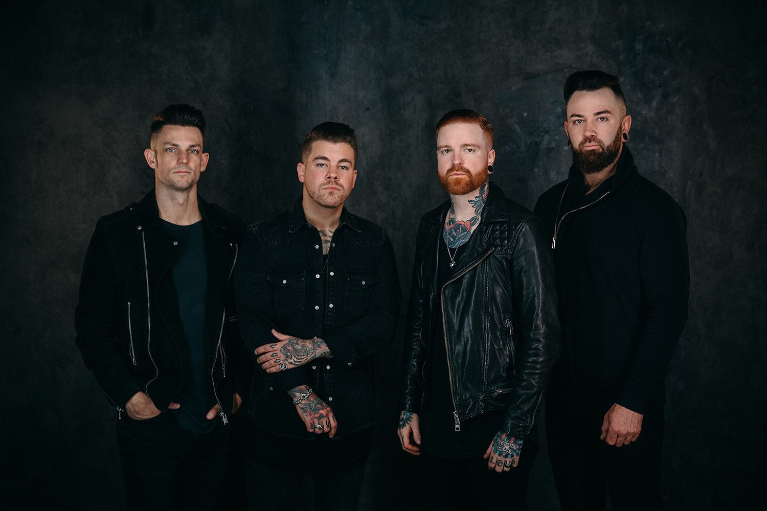 Memphis May Fire are back with their new single, 'Blood & Water'
