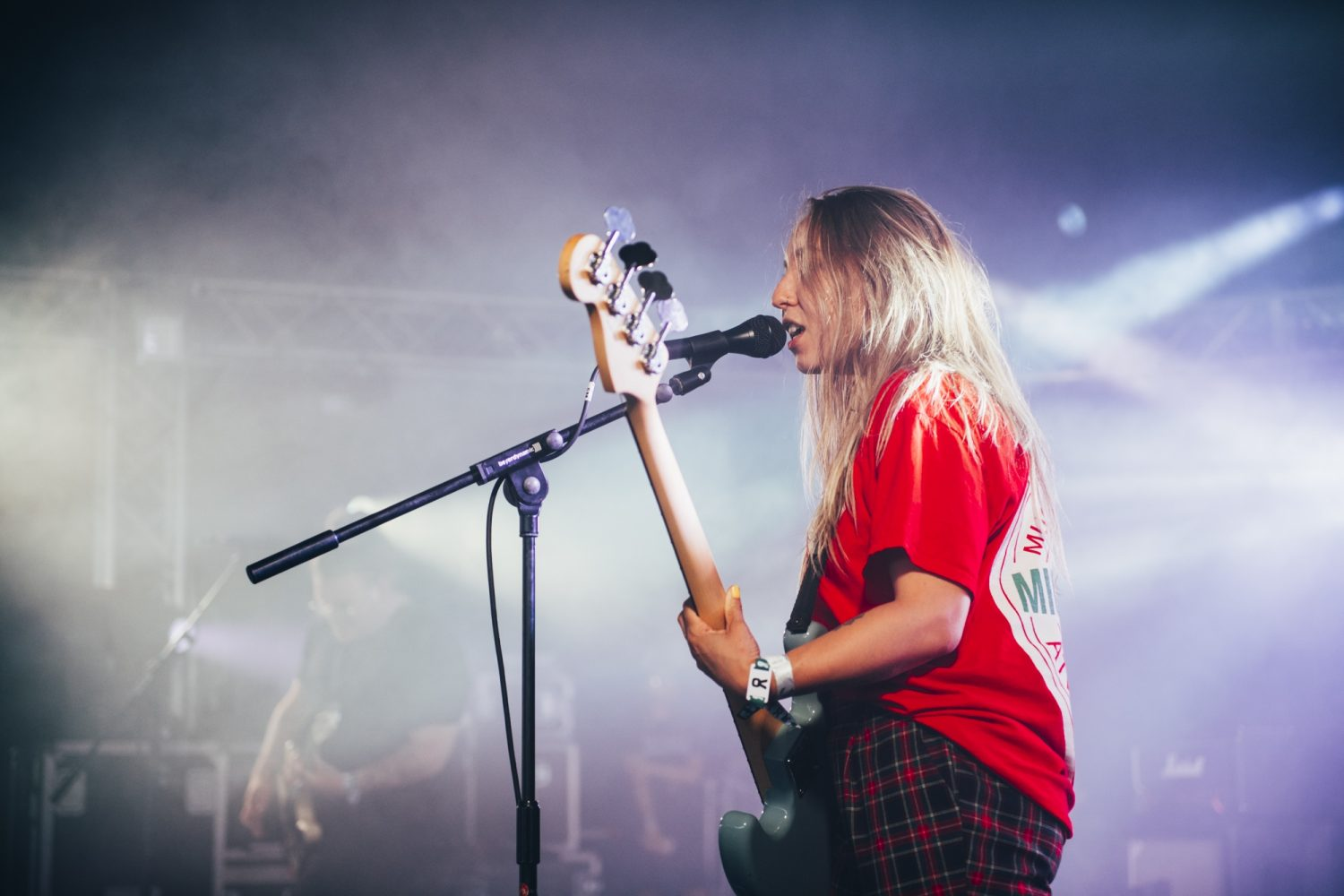 Milk Teeth were on top form at 2000trees 2019