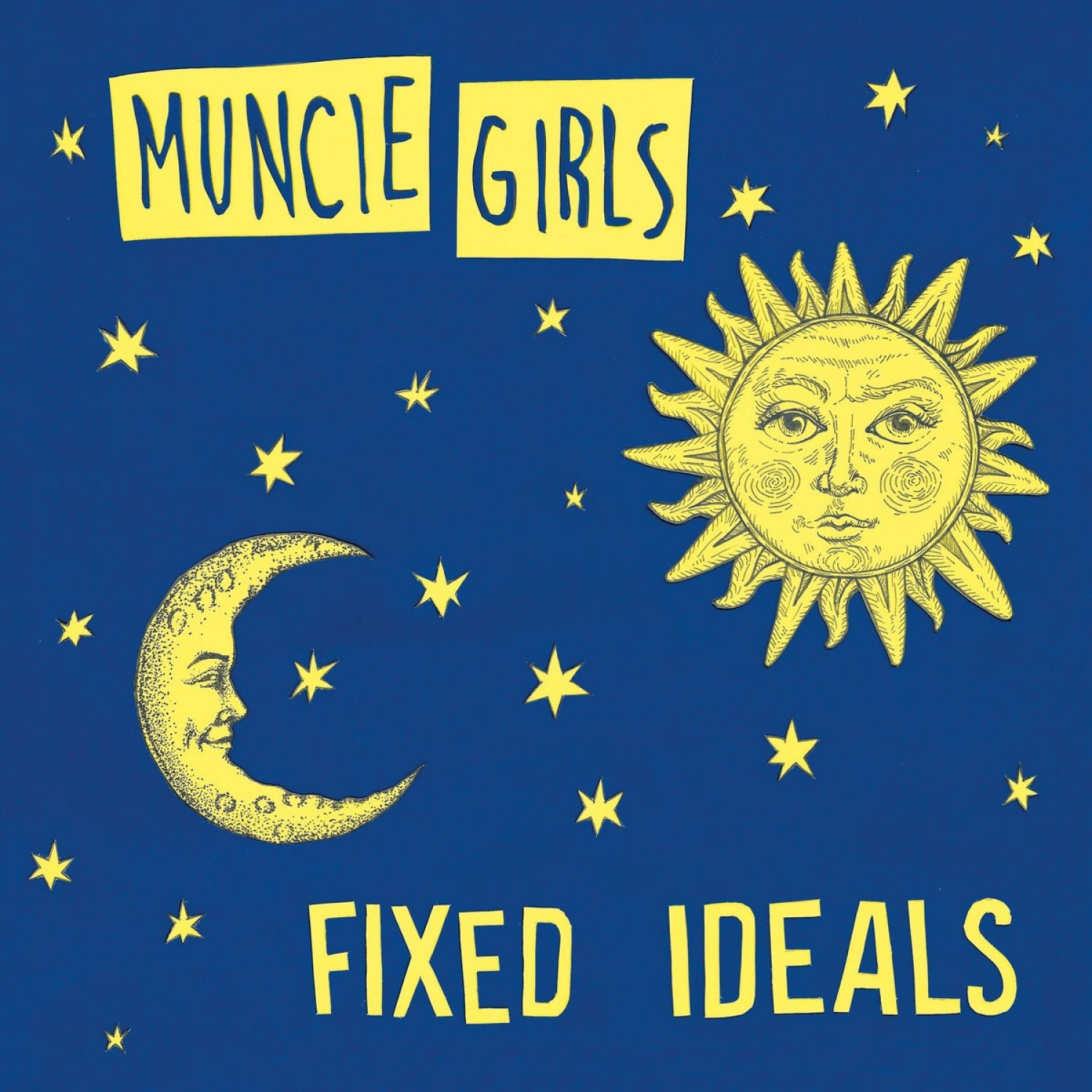 Here are some things Muncie Girls want you to know about their new album, 'Fixed Ideals'