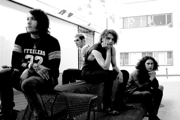 My Chemical Romance confirm UK show