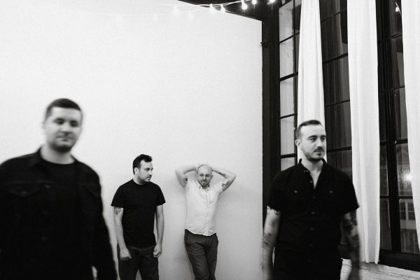 The Menzingers are previewing their upcoming record with new track 'America (You're Freaking Me Out)'