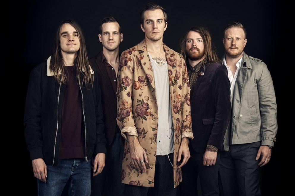 The Maine have announced their new album, 'You Are OK'