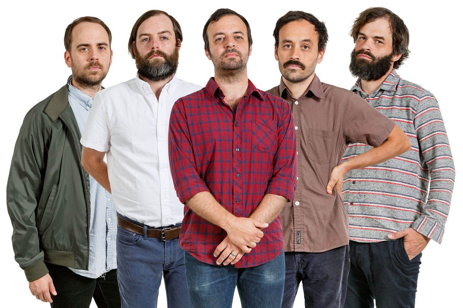 Check out mewithoutYou's new single, 'Another Head For Hydra'