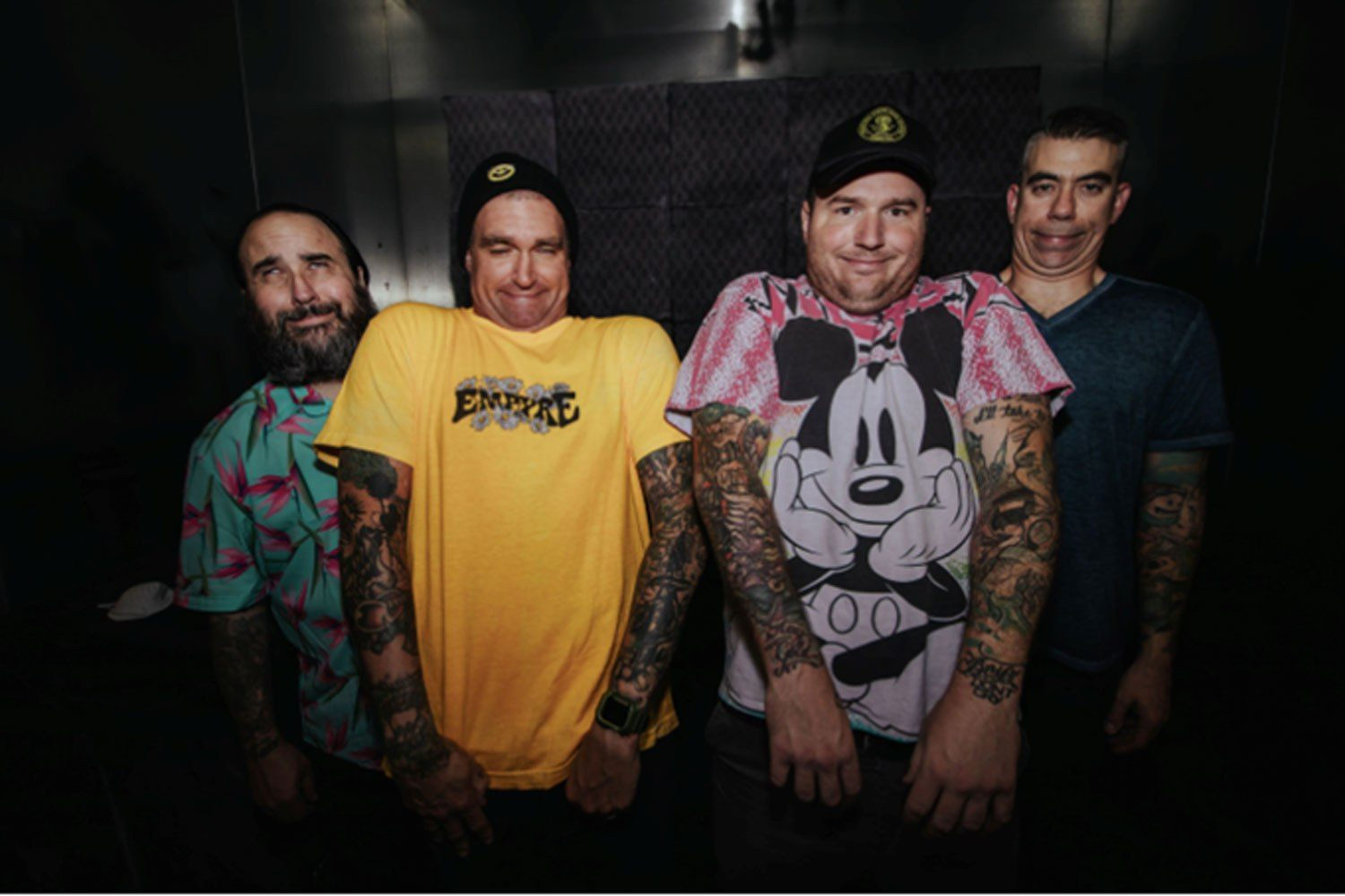 New Found Glory have announced their tenth studio album, 'Forever + Ever x Infinity'