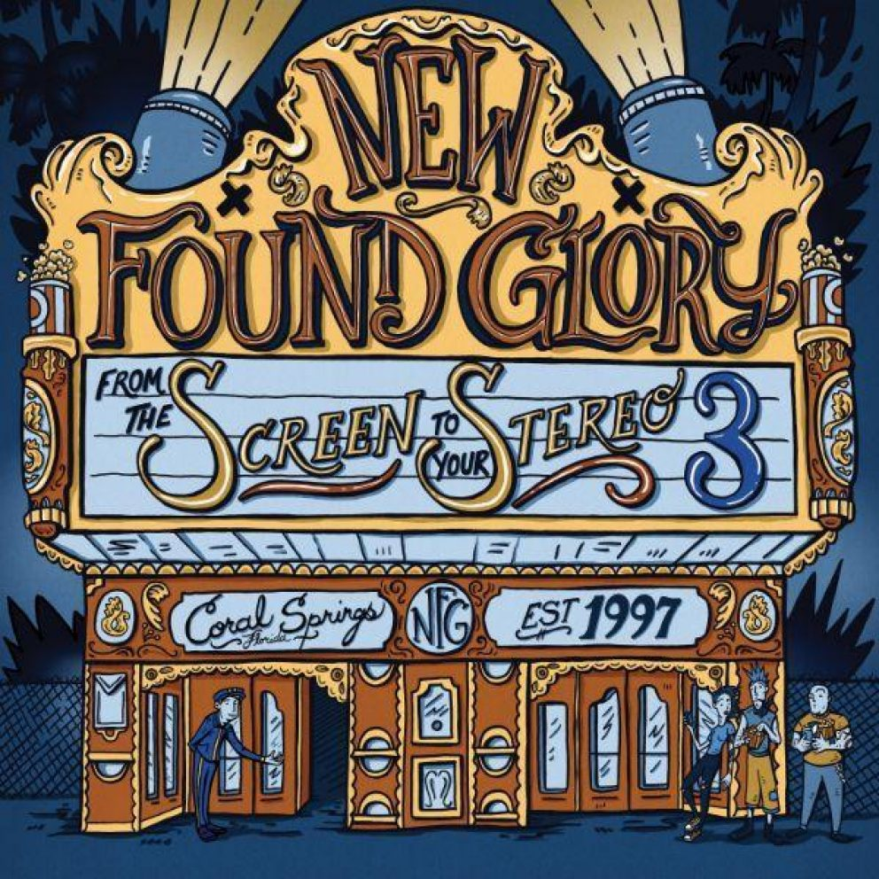 New Found Glory's 'From The Screen To Your Stereo III' doesn't have much substance, bar for some much-needed comic relief