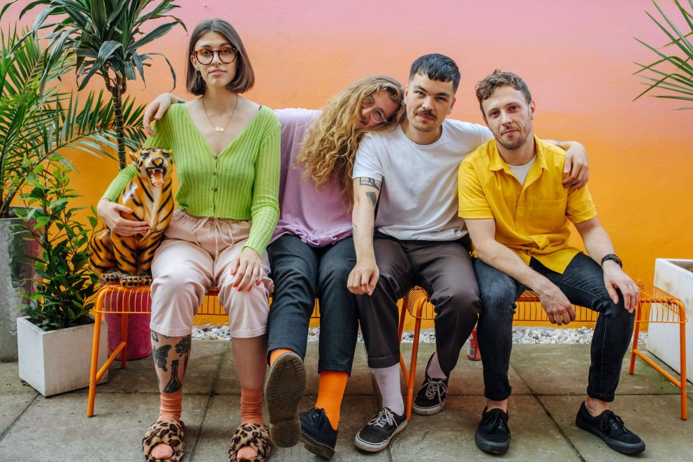 Orchards' debut album 'Lovecore' is coming this March, followed by a new headline tour