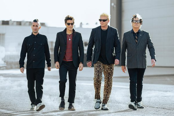 "The Offspring: ""Punk rock taught us to question everything"""