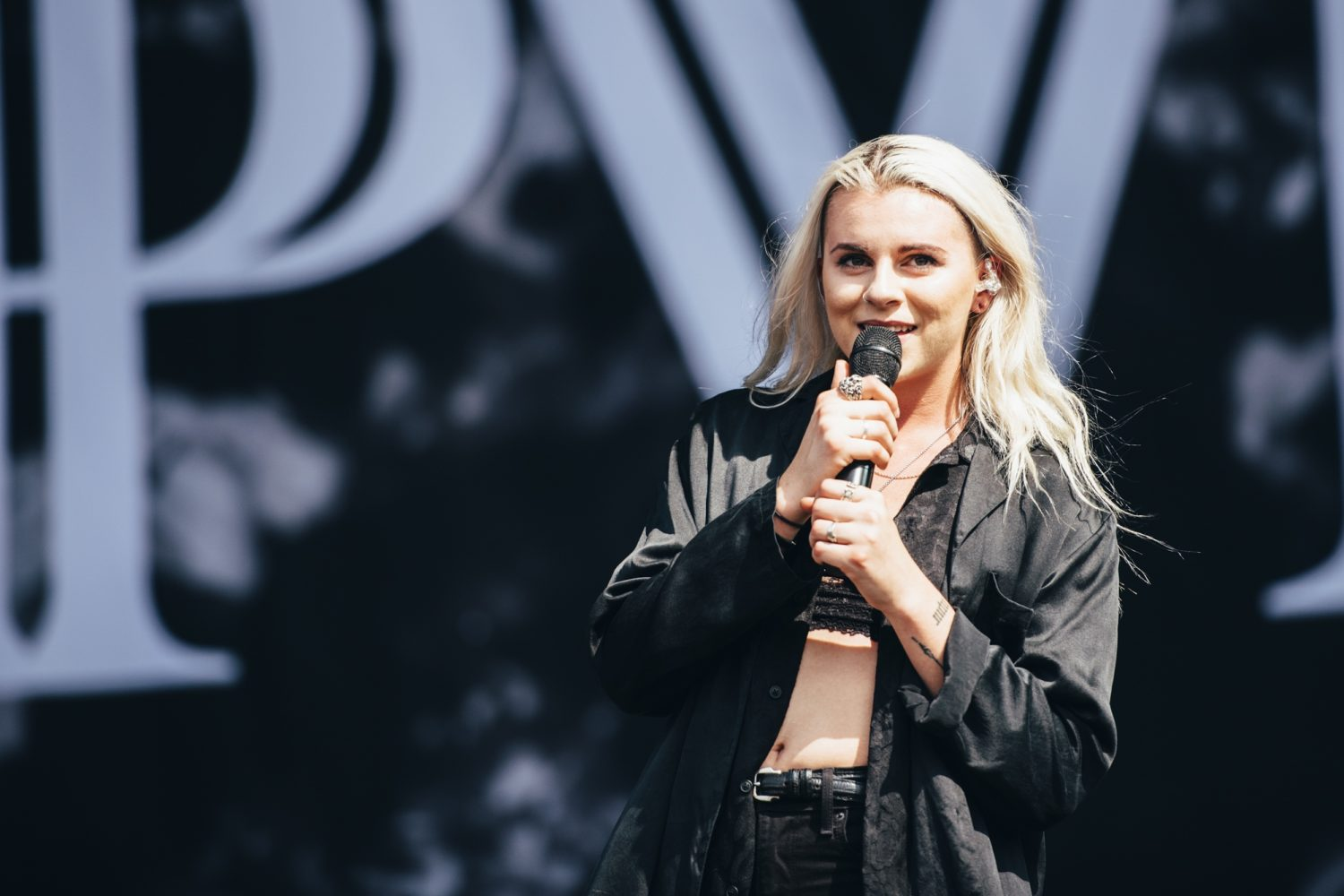 It looks like PVRIS may be preparing to drop something new
