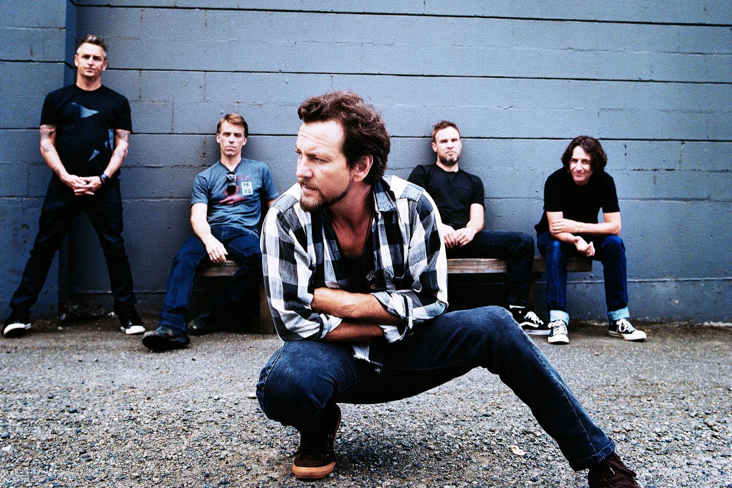 Pearl Jam are going to headline a day of BST Hyde Park