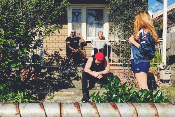 Press Club have signed a deal with Hassle Records for their debut album
