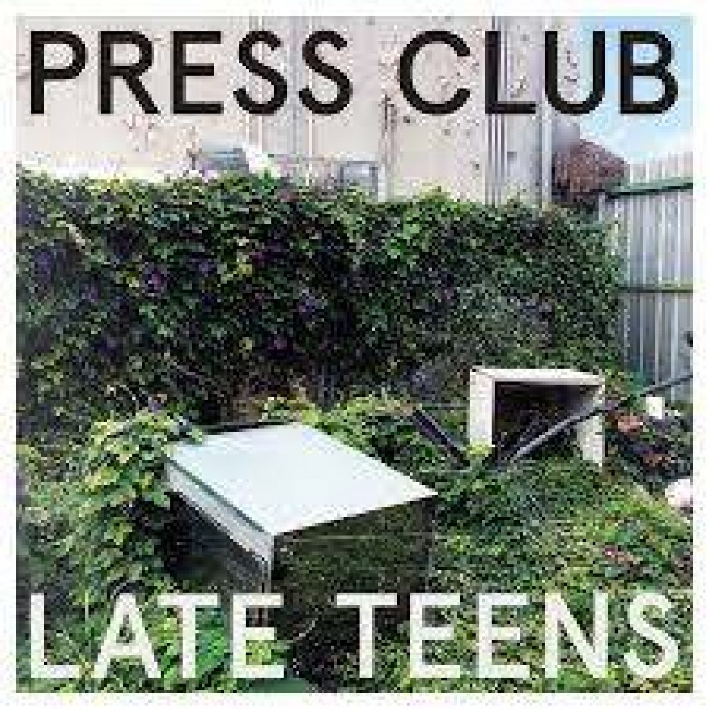 Press Club's debut 'Late Teens' perfectly captures the essence of modern life