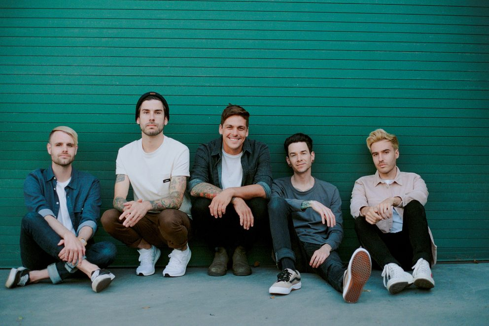 Real Friends have released their new EP, 'Torn In Two'