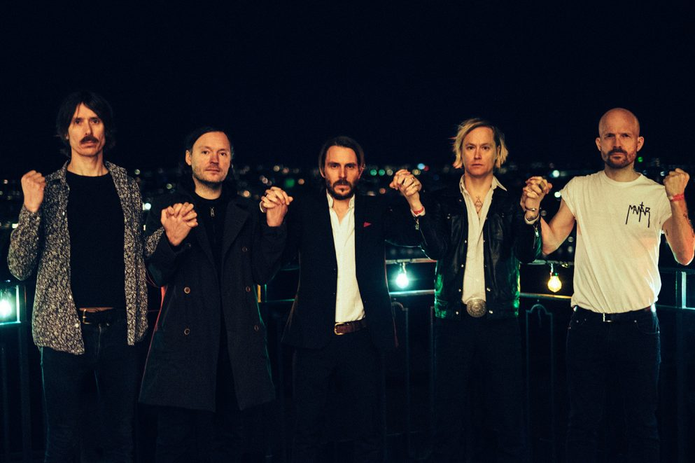 Refused have released their new EP 'The Malignant Fire', plus a video for 'Malfire'
