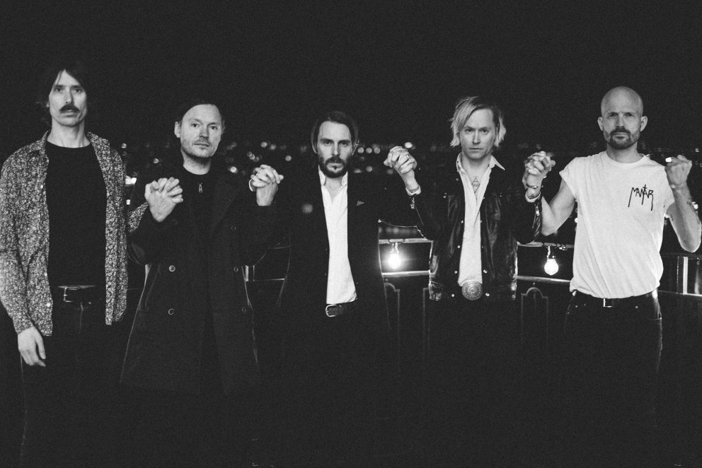 """Refused are going to war: """"Political discourse has never been as hollow"""""""