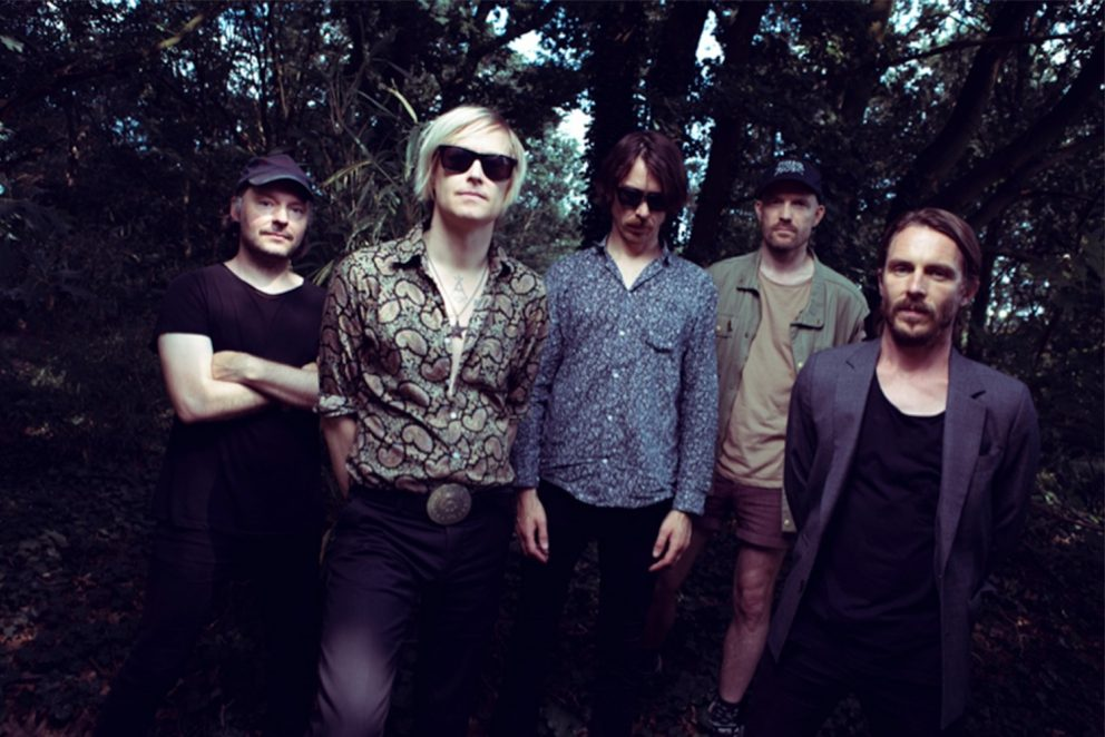 "Refused have dropped their new ""protest song"", 'REV001'"