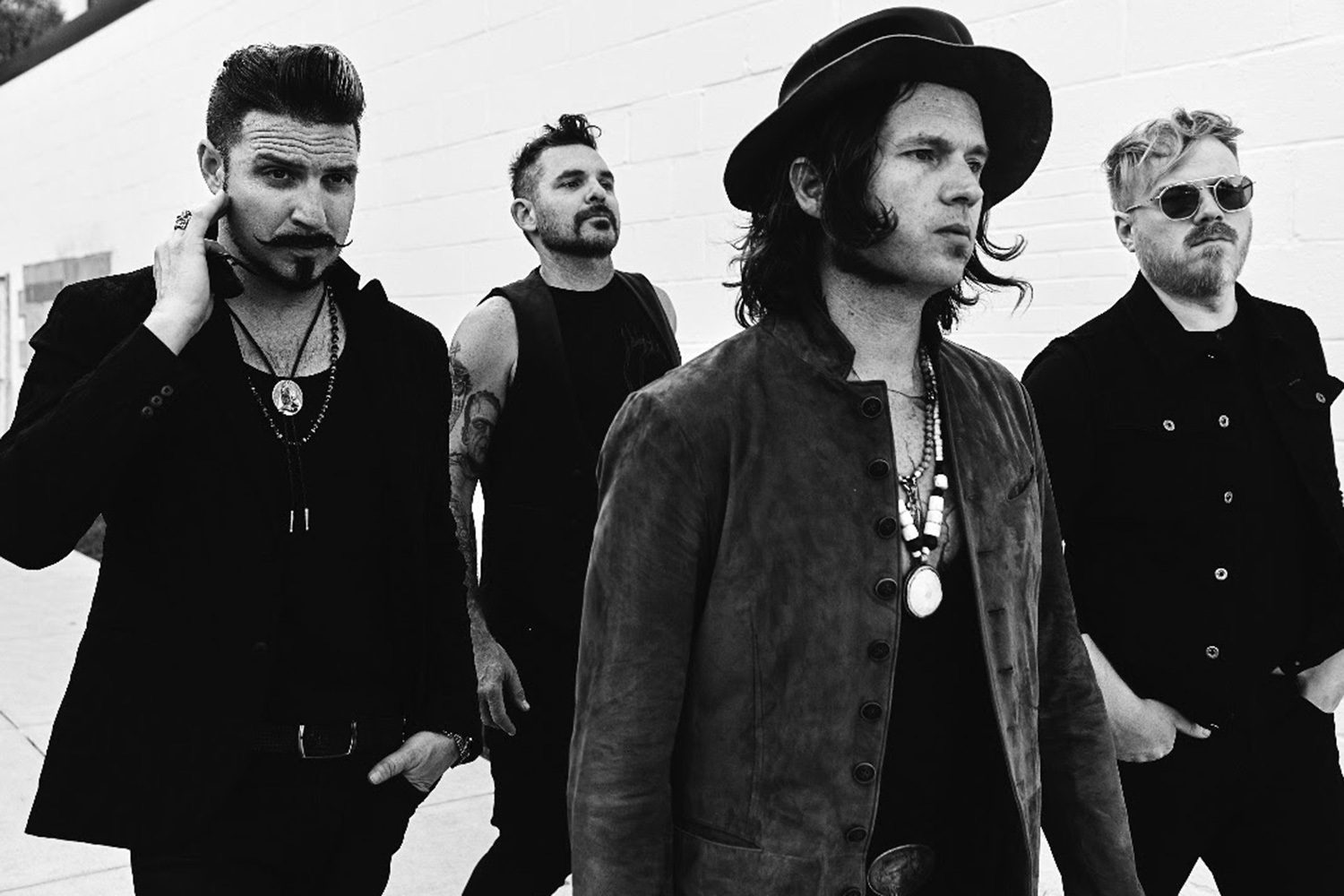 Rival Sons have confirmed five new UK shows, including London's Brixton Academy