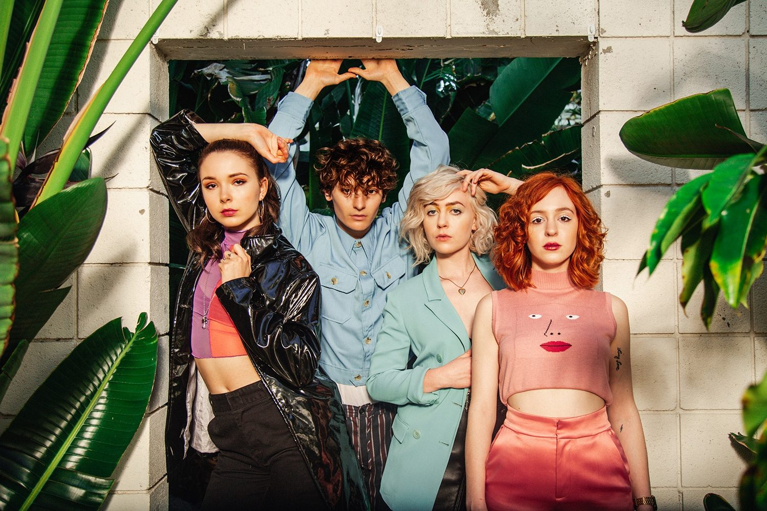 "The Regrettes: ""Punk is an attitude"""
