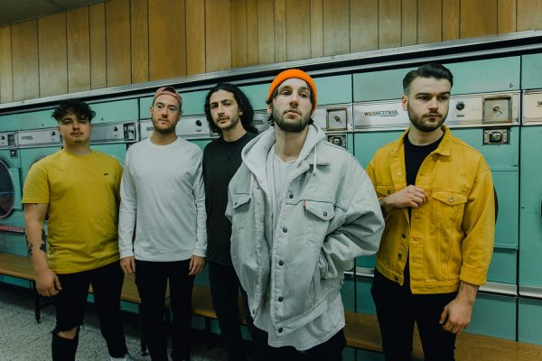 SHVPES have released a brand new single and video, and a HUGE November tour