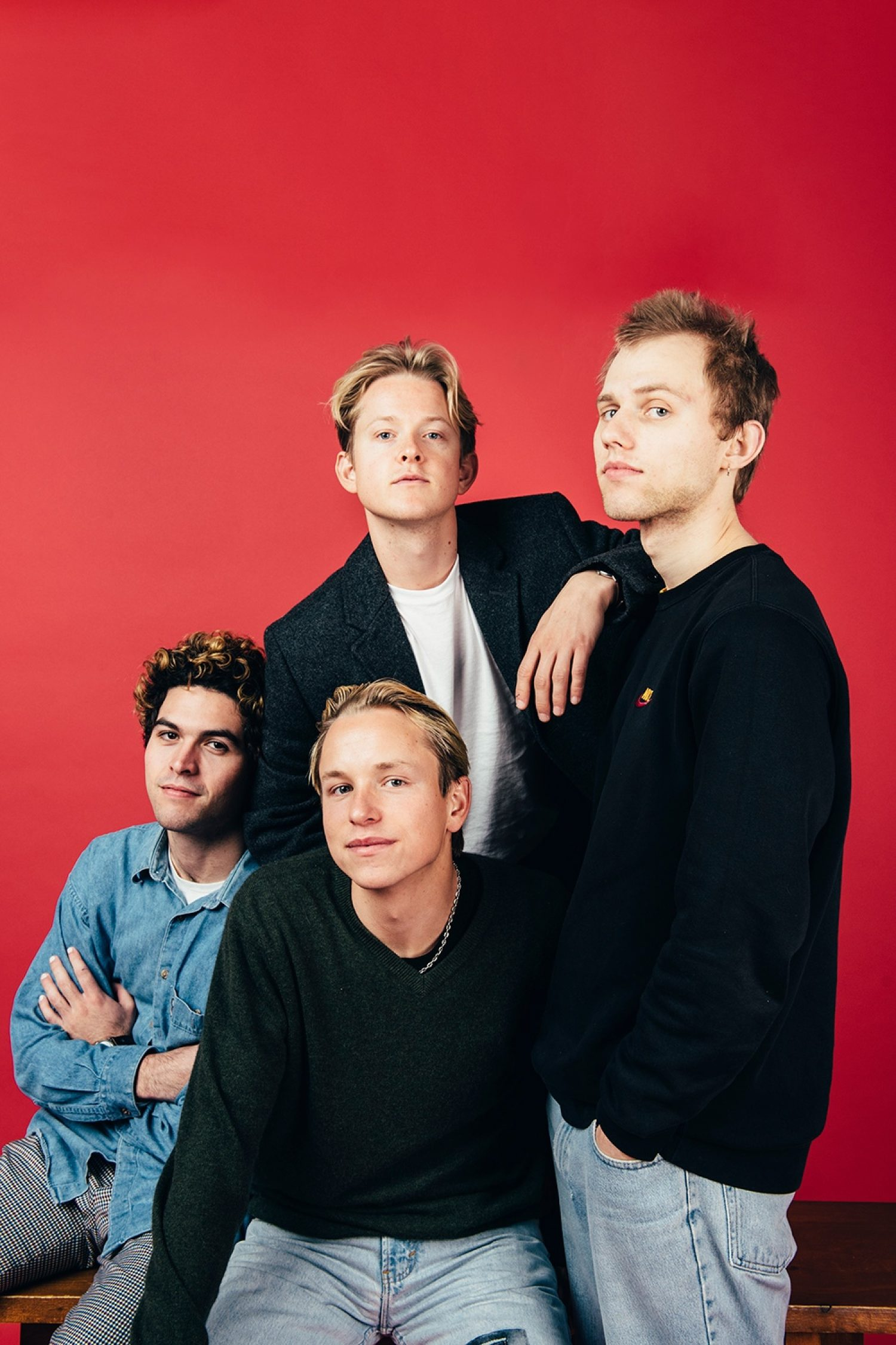 Music that matters, but isn't afraid to have fun: SWMRS delve into 'Berkeley's On Fire'