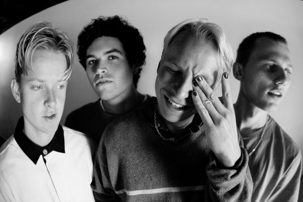 SWMRS have released their 5* new album, check out 'Berkeley's On Fire'